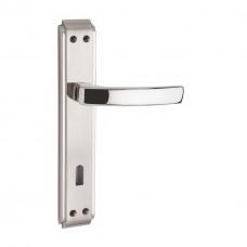 Aksa Zinc Backplate Door Handle