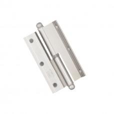 12 cm Aluminium Cantilever Removable Hinge