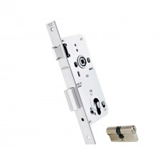 Mortise Lock with Cylinder
